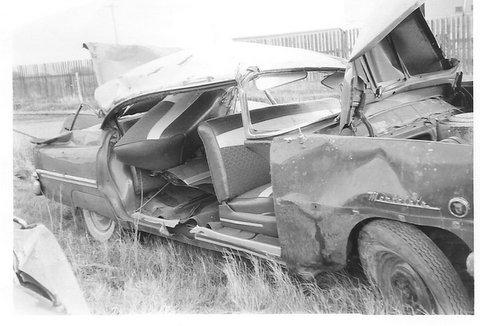 Doc's 1955 Mercury